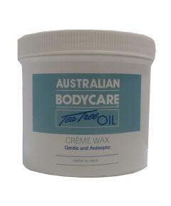 Australian Bodycare Tea Tree Oil Creme Wax