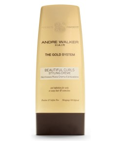 The Gold System Beautiful Curls Styling Creme