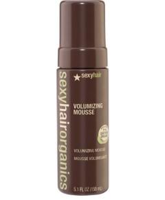 Sexyhair Organics Volumizing Mousse