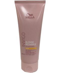 Invigo Warm Blonde Recharge Color Refreshing Conditioner