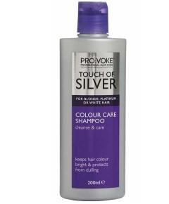 Pro Voke Touch Of Silver Colour Care Shampoo