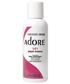 Adore Shining Semi Permanent Hair Color Fruit Punch