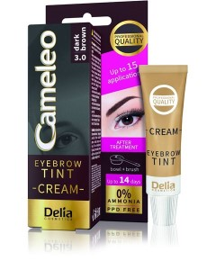 Cameleo Eye Brow Tint Cream