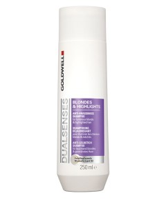 Dualsenses Blondes And Highlights Anti Brassiness Shampoo