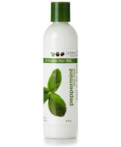Peppermint Tea Tree All Natural Hair Milk