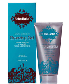 Fake Bake Bronzing Gel Unisex Self Tan