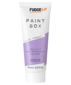 Paint Box Creative Semi Permanent Hair Colour Lilac Frost