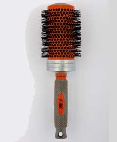 Ceramic Tourmaline Radial Brush F 1531