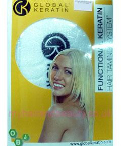 Functional Keratin Hair Taming System