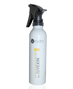 GK Pro Line Hair Taming System Metal Spray Bottle