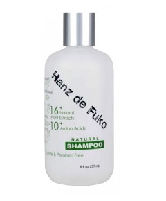 Sulfate And Paraben Free Natural Shampoo