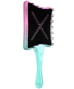 Metallic Collection Paddle X Brush Baby Doll