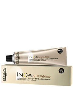 INOA Supreme Age Defying Ammonia Free Hair Color