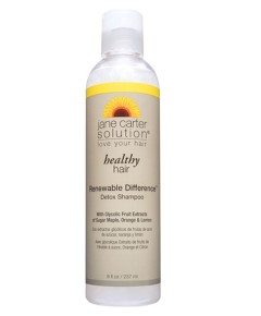Healthy Hair Renewable Difference Detox Shampoo