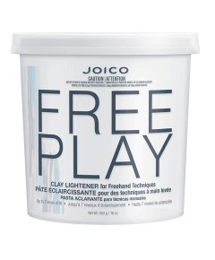 Free Play Clay Lightener