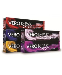 Vero K Pak Chrome Demi Permanent Color