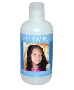 Kinky Curly Tiny Twirls Detangling Conditioner
