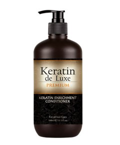 Keratin De Luxe Premium Keratin Enrichment Conditioner
