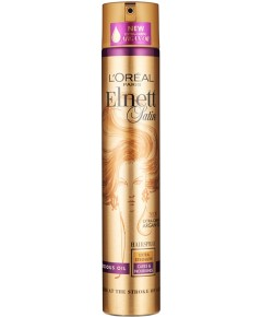 Elnett Satin Extra Strength Hairspray With Precious Oil