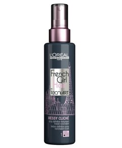 Tecni Art French Girl Hair Messy Cliche Texture Definition Spray