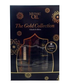 Mythic Oil The Gold Collection A Limited Edition Gift Set