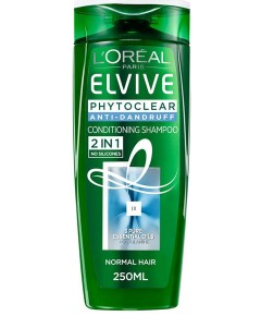 Elvive Phytoclear Anti Dandruff Conditioning Shampoo