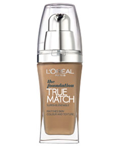 The Foundation True Match Super Blendable Liquid Foundation