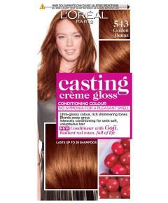 Casting Cream Gloss No Ammonia 543 Golden Henna