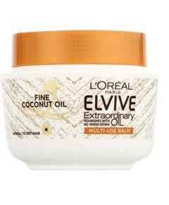 Elvive Extraordinary Oil Fine Coconut Oil Multiuse Nourishing Balm