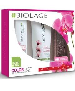 Biolage Colorlast With Free Sugarshine Mist Gift Set
