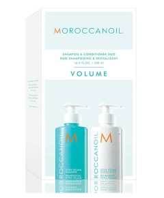 Moroccanoil  Volume Shampoo And Conditioner Duo Gift Pack