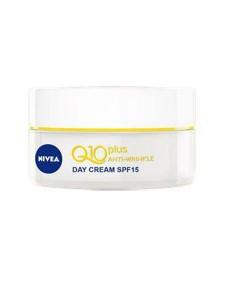 Nivea Q10 Plus Anti Wrinkle Day Cream SPF15