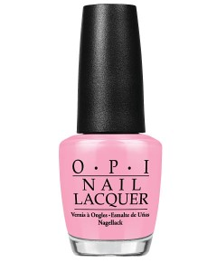 Nail Lacquer I Think In Pink