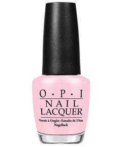 Nail Lacquer In The Spot Light Pink