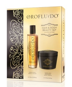 Orofluido Hair And Body Beauty Set