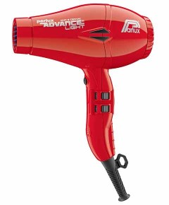 Advance Light Ionic And Ceramic Hair Dryer Red