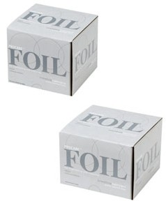 Essential Foil  Silver Roll