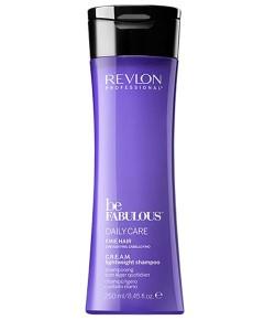 Be Fabulous Daily Care Fine Hair Cream Lightweight Shampoo