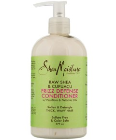 Raw Shea And Cupacu Frizz Defense Conditioner