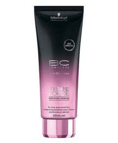 Bonacure Hairtherapy Fibreforce Fortifying Shampoo