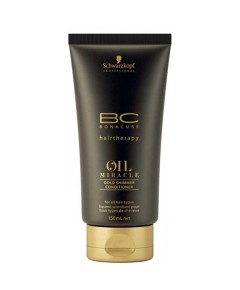Bonacure Hairtherapy Oil Miracle Gold Shimmer Conditioner