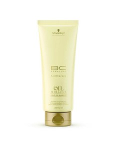 Bonacure Hairtherapy Oil Miracle Light Oil Shampoo