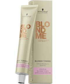 Blondme Permanent Color Blonde Toning Cream
