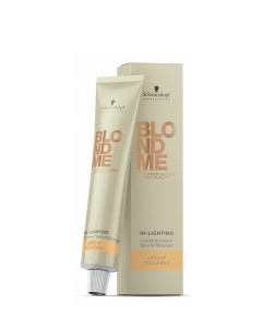 Blondme Hi Lighting Color Creme