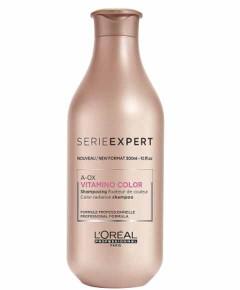 Serie Expert Vitamino AOX Color Radiance Shampoo