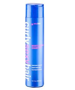 Curly Sexyhair Moisturizing Shampoo