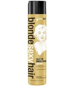 Blonde Sexyhair Sulfate Free Bombshell Blonde Conditioner