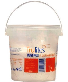 Trulites Dust Free Hi Lift Powder Bleach