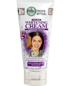 Hollywood Style Night Whitening Cream