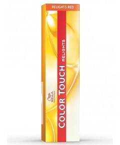 Color Touch Red Hair Color